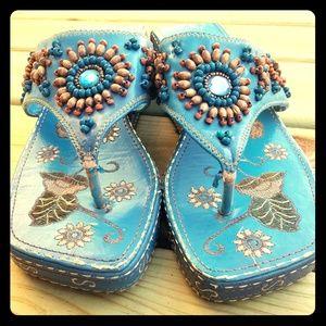 Vintage Vanity sandals